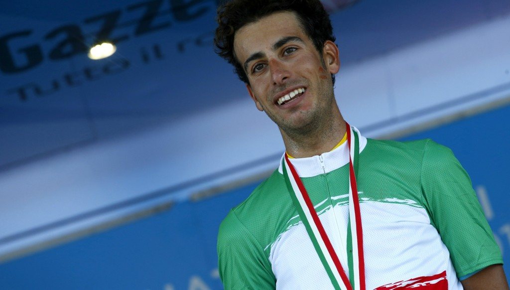 Ulissi will be joined by compatriot Fabio Aru next season at UAE Team Emirates