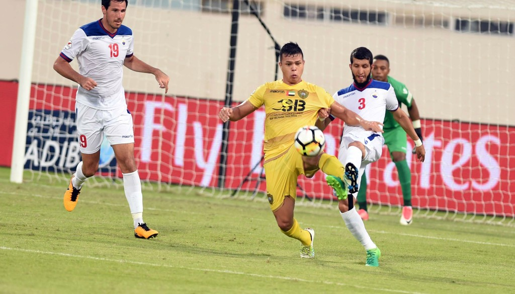 Wahda will have to be wary of Wasl dangerman Fabio De Lima