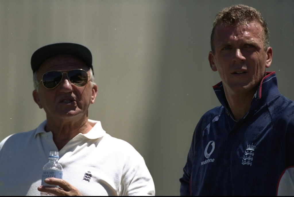 Mickey and Alec had contrasting careers with England.