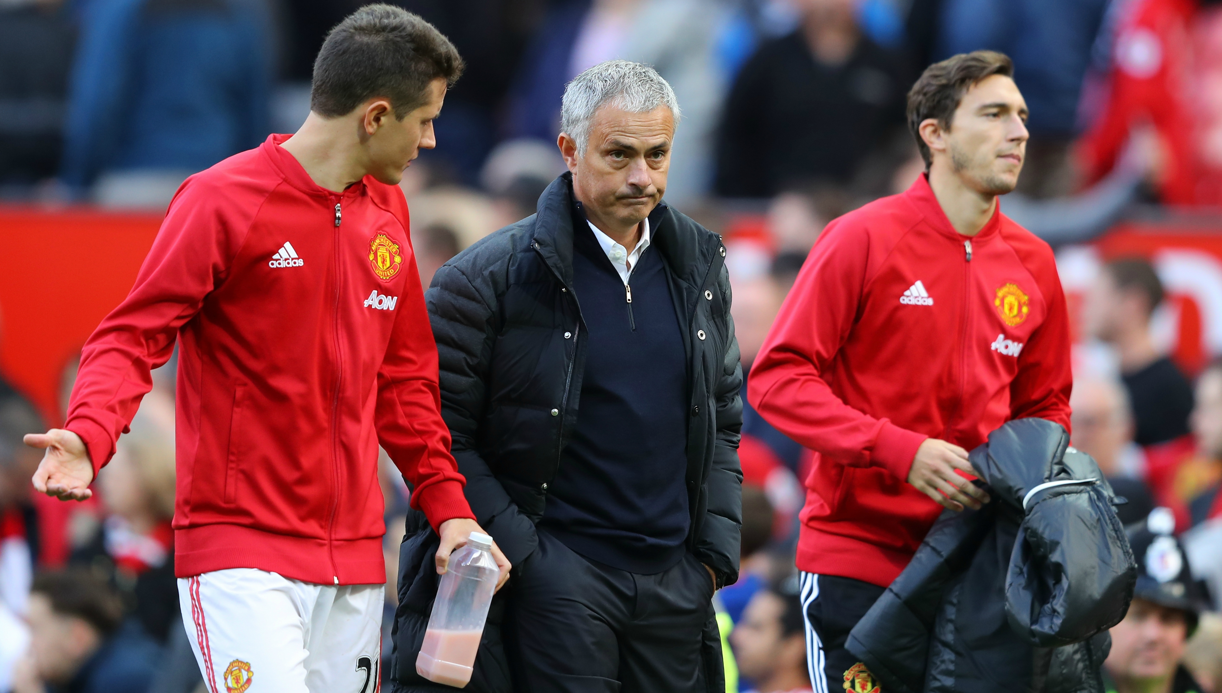 Herrera: The Truth Behind My Relationship With Mourinho