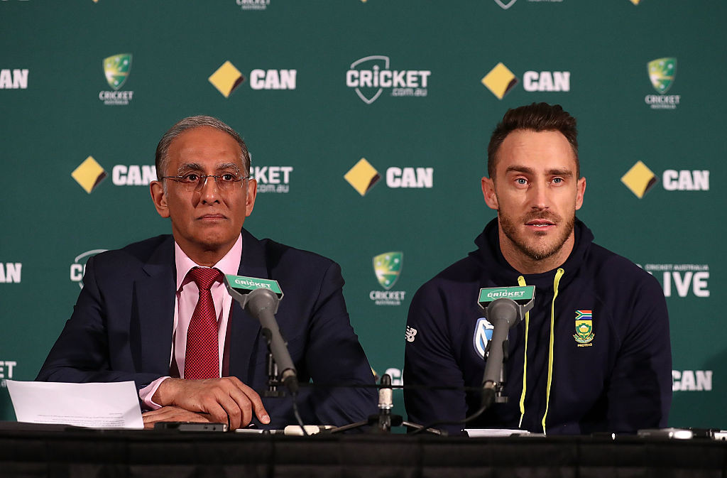 Lorgat has handed in his resignation as CSA chief.