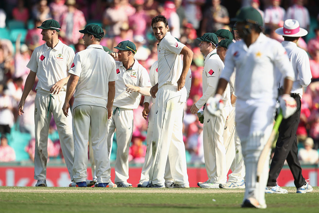 Vaughan billed Australia as the favourites for the Ashes.