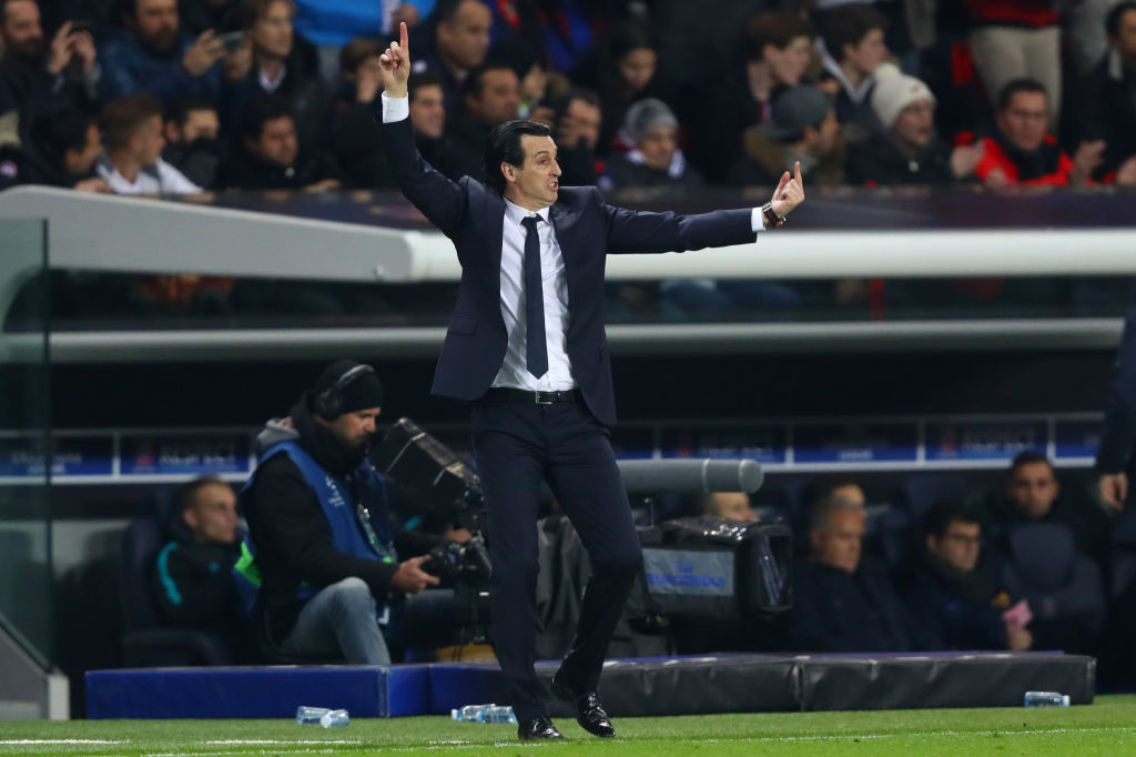 Mourinho refused to be drawn directly to Unai Emery's PSG job.