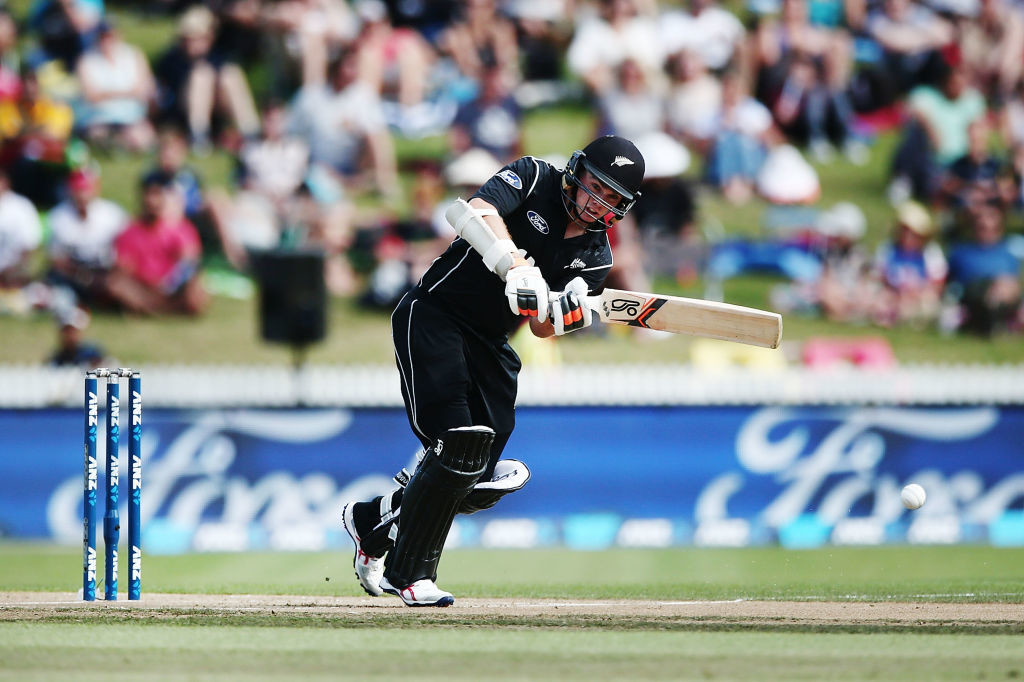 Latham remains the only Kiwi to carry his bat in an ODI.