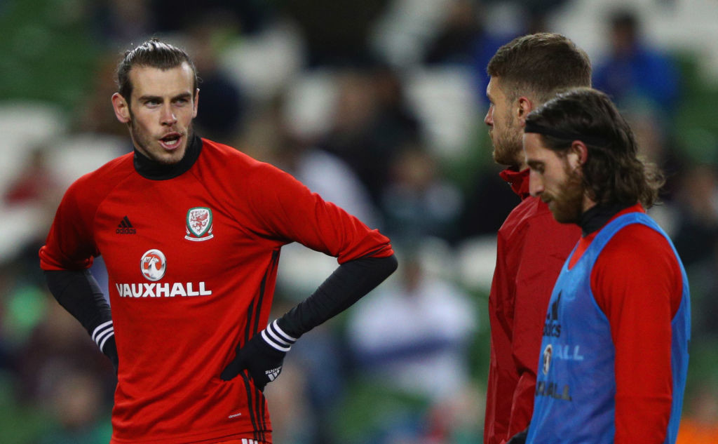 Ramsey to lead Wales in Bale's absence