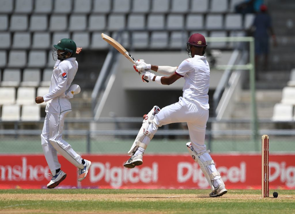 Tests between the likes of WI and Pakistan see abysmal attendances.