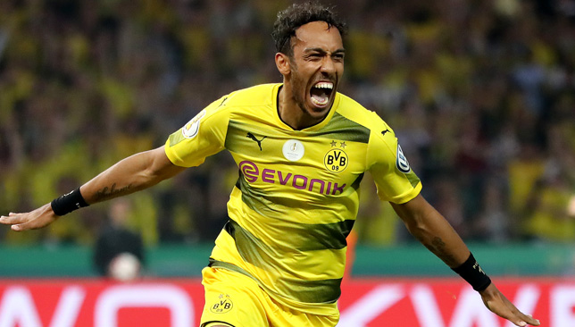Pierre-Emerick Aubameyang says no interest in Premier League move