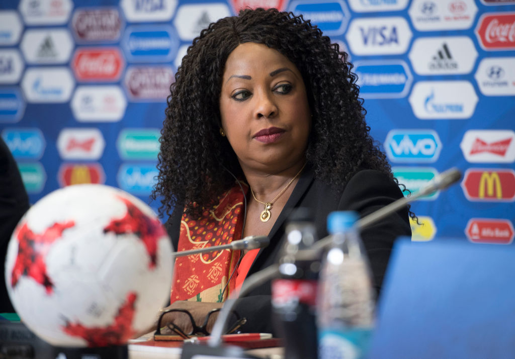 Samoura hopes the investigations do not disrupt Qatar's WC organisation.