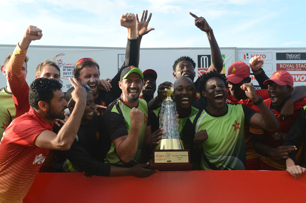 ODIs between the likes of Zimbabwe and Sri Lanka could mean much more.