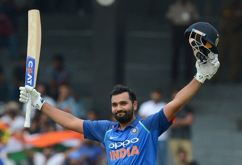 Sharma was in fine form in the recently concluded series with Australia.