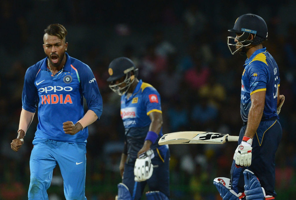 The Kiwi skipper was lavish in his praise for India's Hardik Pandya.
