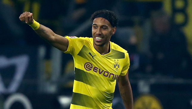 Pierre-Emerick Aubameyang rejected Manchester City