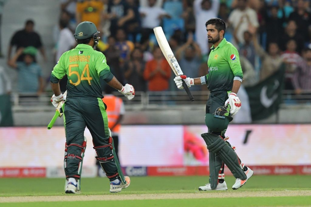 Pakistan had completed a 5-0 sweep of Sri Lanka in the series.