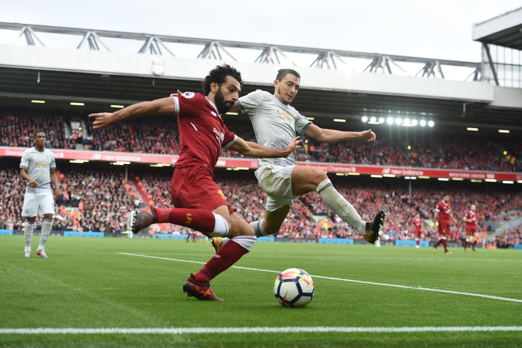 Salah was particularly wasteful for Liverpool