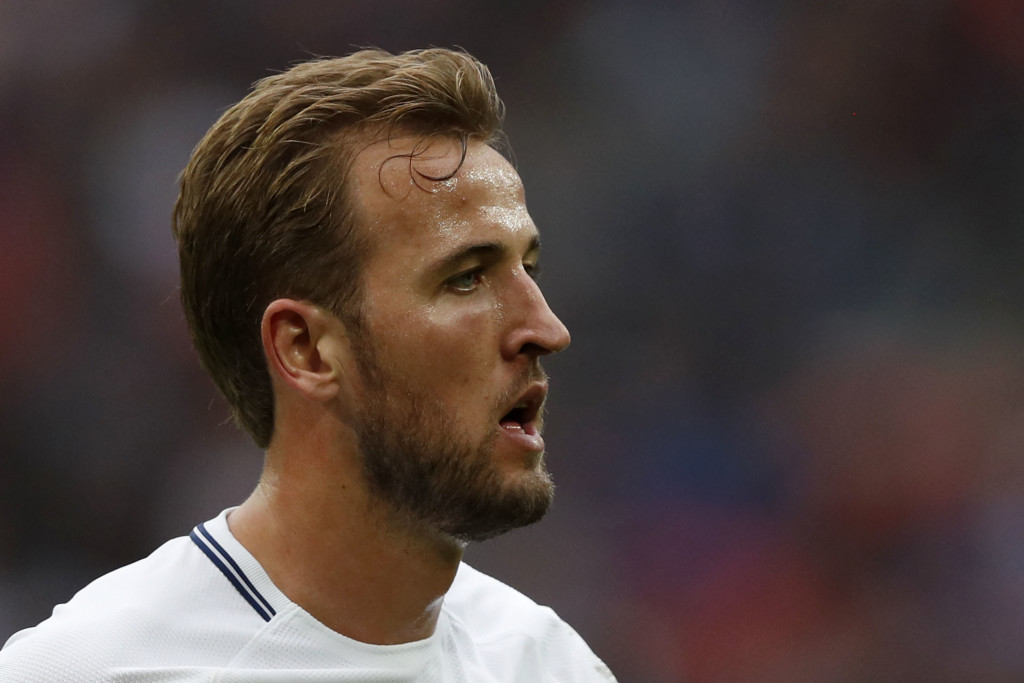 Spurs star Harry Kane