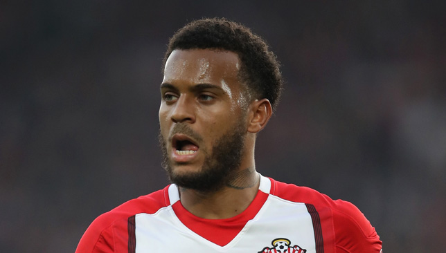 Ryan Bertrand.