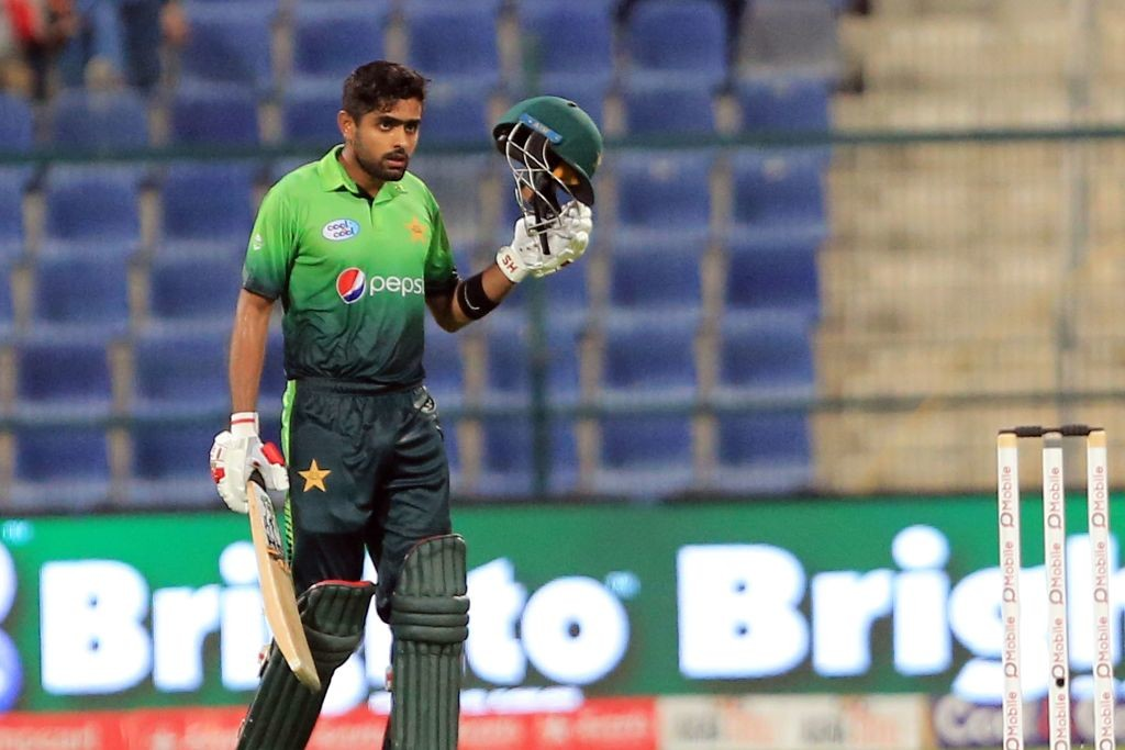 Azam has now scored five centuries on the trot in the UAE.
