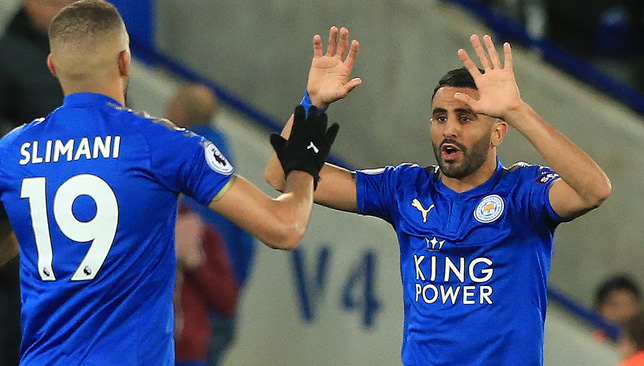 'I'm trying to get my ruthless streak back' - Leicester City's Mahrez