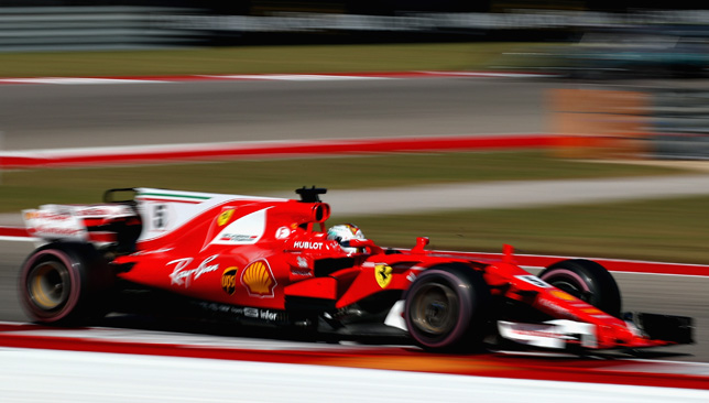 Sebastian Vettel.