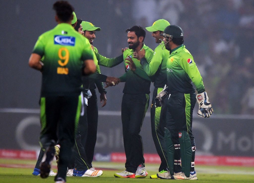 Hafeez has had a fine time with the ball of late in limited-overs cricket.
