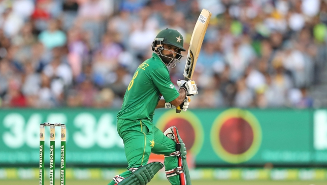 Mohammad Hafeez makes a return to the side.