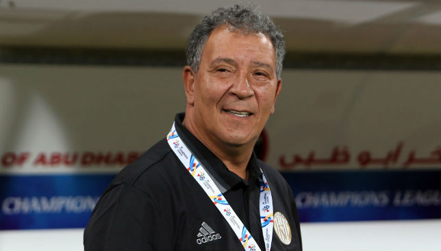 Henk ten Cate is back in the AGL, and in Abu Dhabi, with Wahda.