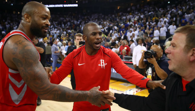 9c96a30905d Defending champions Golden State Warriors fall to Houston Rockets in NBA  season opener
