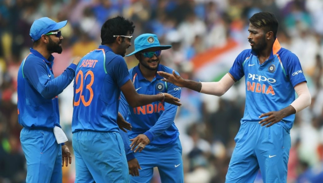 Bumrah shone for India in its nine-wicket win at Ranchi.