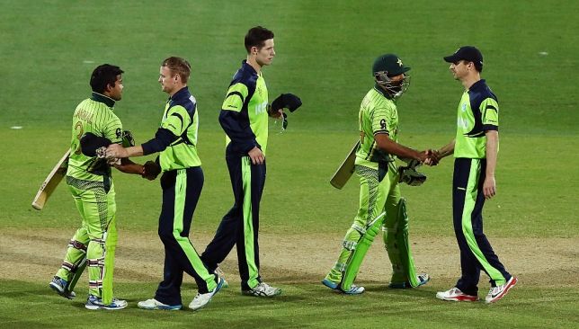 Ireland and Pakistan could play a Test at Malahide in May, 2018.