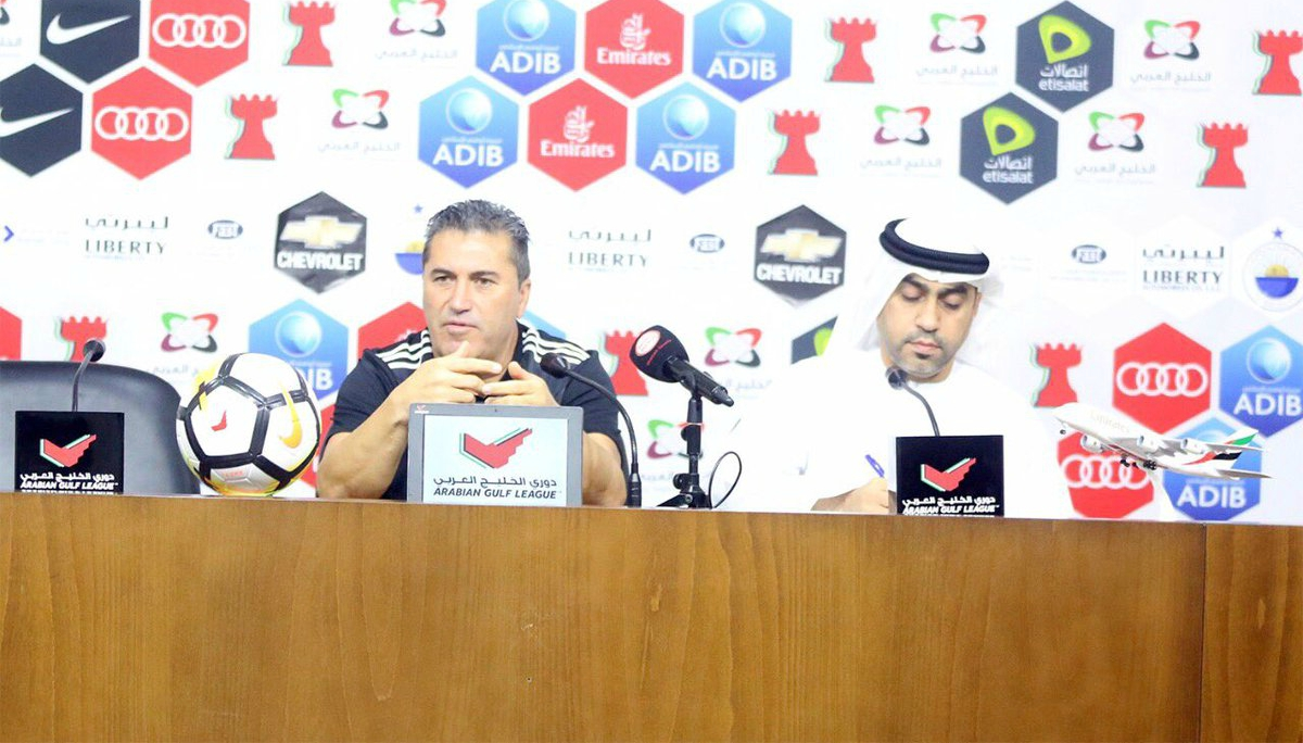 It's good to be King: Sharjah's Jose Peseiro