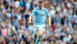 The Belgian was outstanding in Man City's 7-2 thrashing of Stoke.