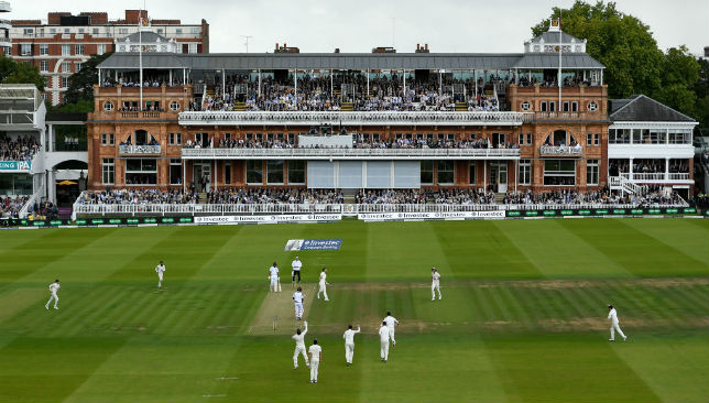 Lord's will stage the final.