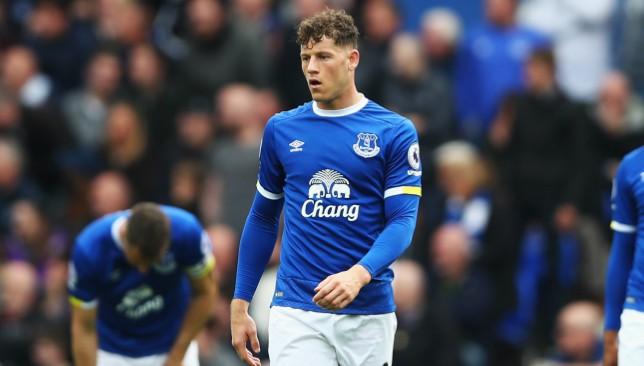 Tottenham to rival Blues for Everton ace Ross Barkley in January