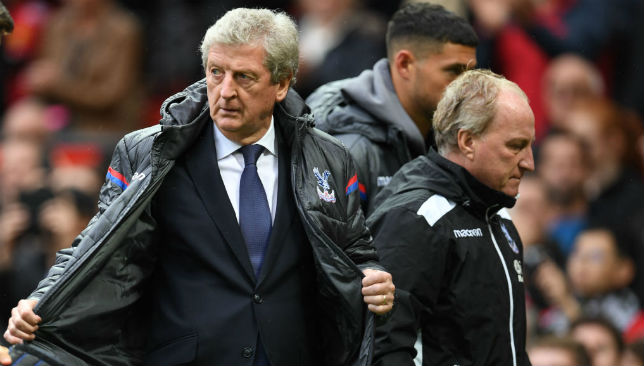 Roy Hodgson (L)