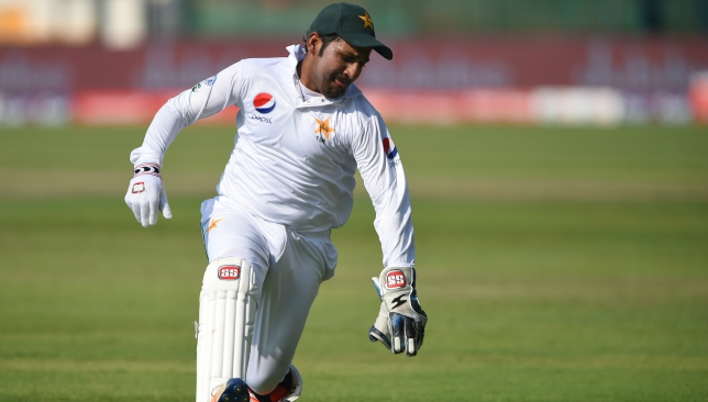 Tough start to captaincy: Sarfraz Ahmed.