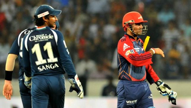 Virender Sehwag and Kumar Sangakkara have already signed up.