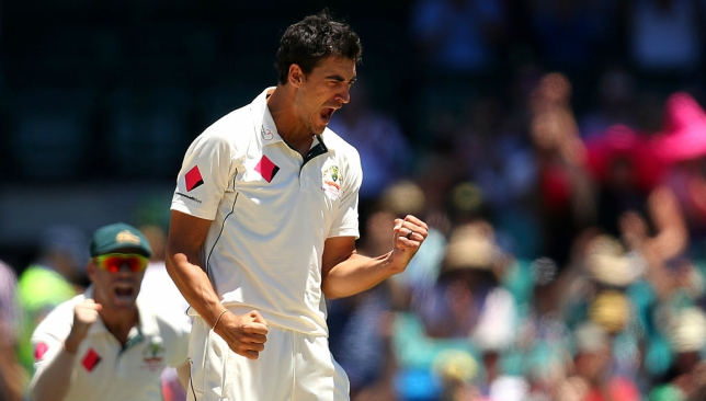 Starc hopes to exploit England's top-order inexperience
