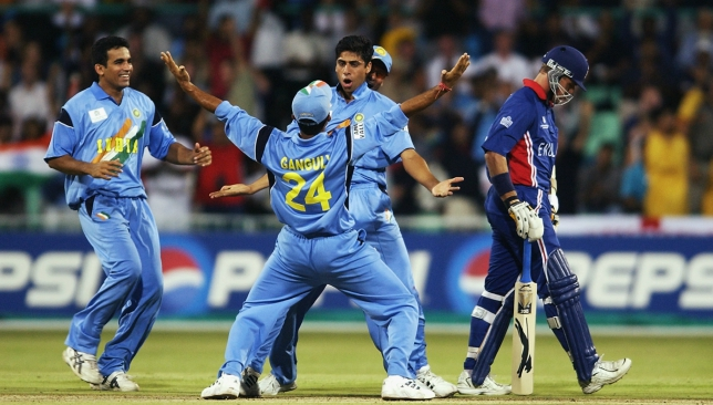Nehra is best remembered for his spell of 6-23 against England in the ICC WC 2003.