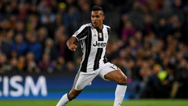 Man United bound? Alex Sandro