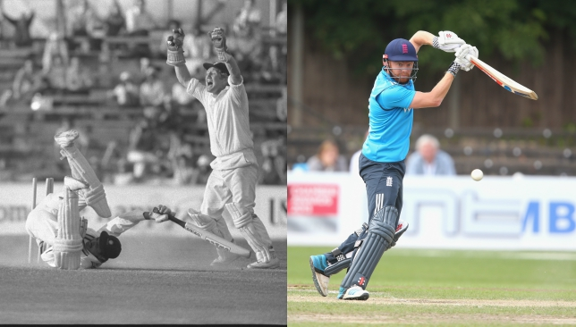 Both father and son represented Yorkshire an England.
