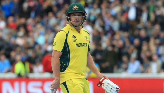 Finch was not aware that DRS was available for the Ranchi T20I.