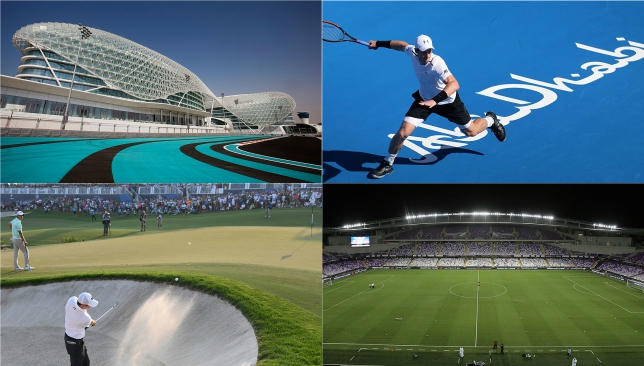 How much do you know about sport in the UAE?
