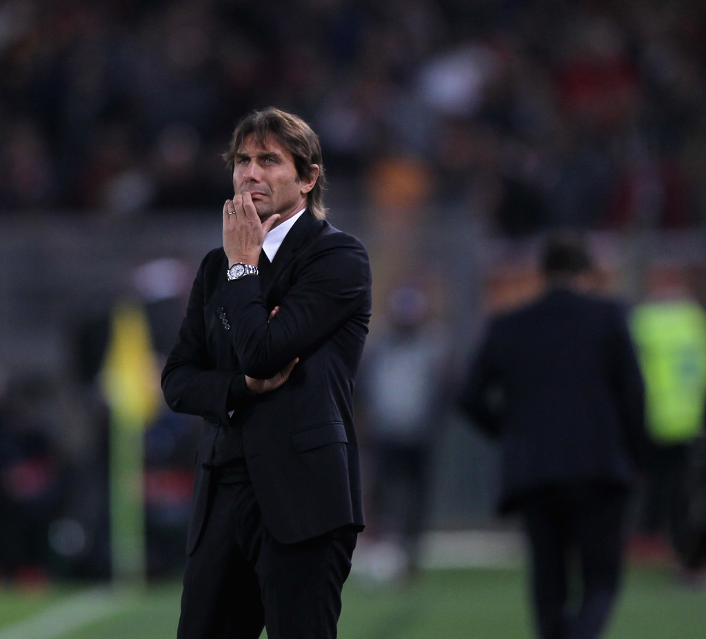 Conte's European record isn't befitting for a manager of his pedigree.