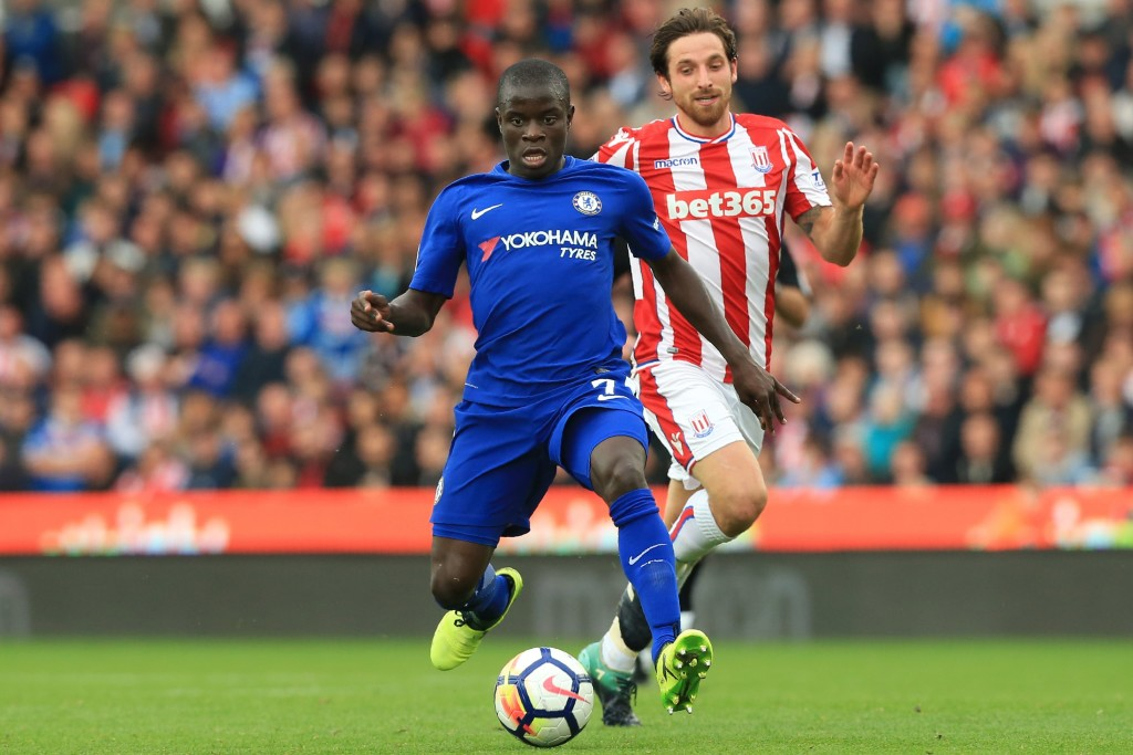 Kante has been conspicuous by his absence as Chelsea ship goals without him.