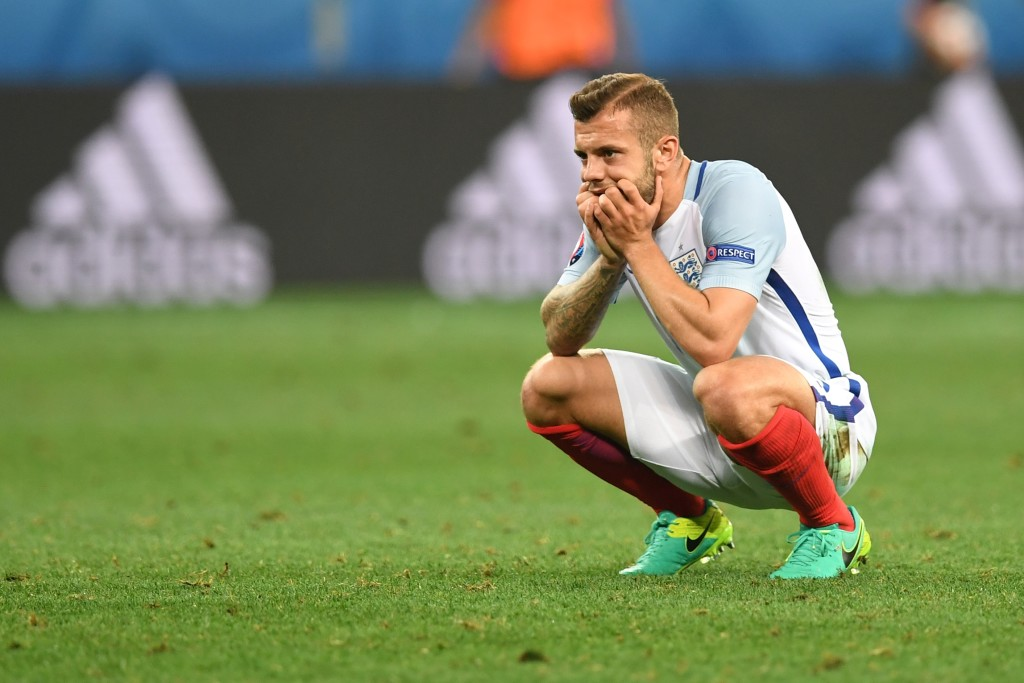 Wilshere's last England appearance came in the shock Euro 2016 loss to Iceland.