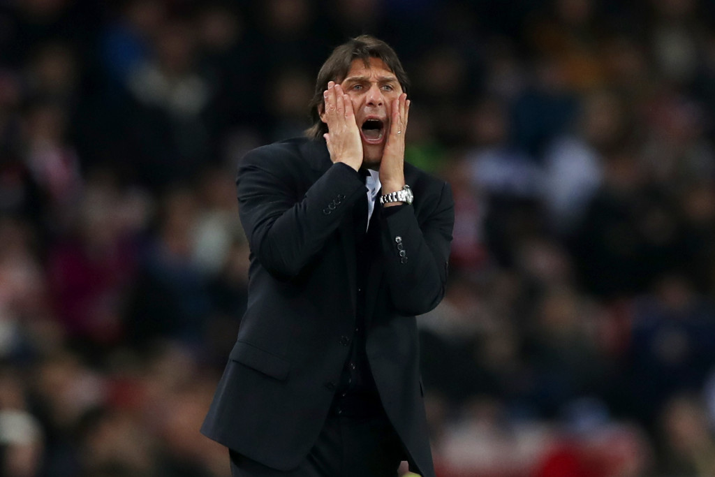 Could Conte become the third straight manager to be sacked after winning the league?