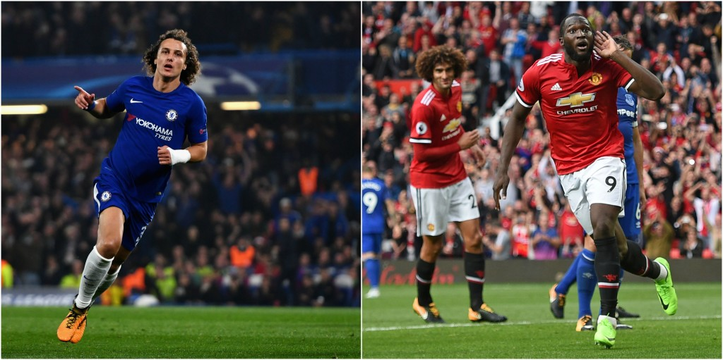 Will Lukaku break his goal-drought against Luiz and co.?