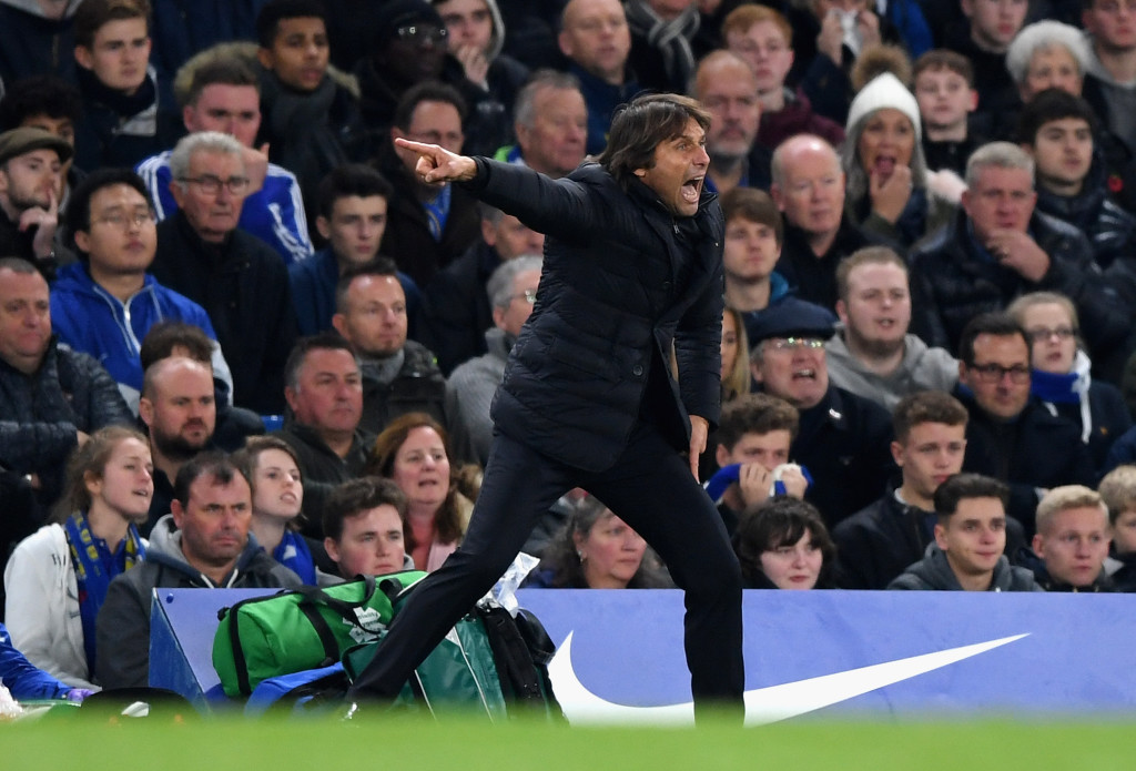 Conte's tactics worked perfectly.