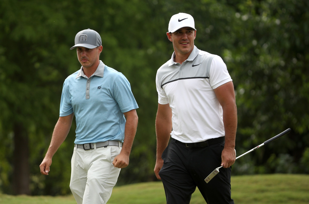 Brooks Koepka won the US Open this year, and Chase is looking to follow.