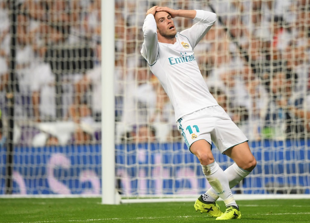 Bale's struggles are coming to a head this season.